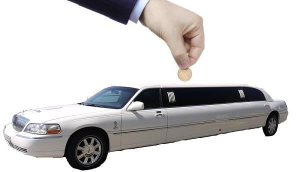 Wir helfen beim sparen der Limousine