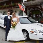 Hochzeitsfahrt Rapperswil
