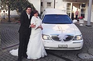 Hochzeitsfahrt Renate Pius im Okt 14