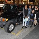 Hummer Limo Tour Basel
