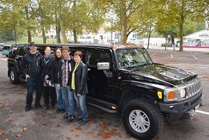 Team Ausflug nach Luzern