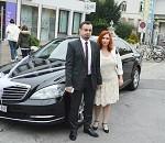 Hochzeit Mercedes Aargau