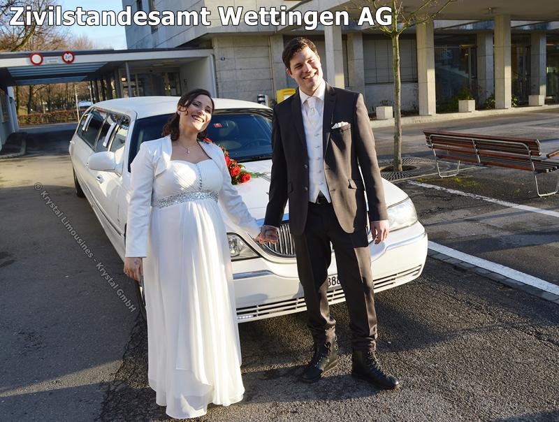 Limousine mieten Wettingen AG