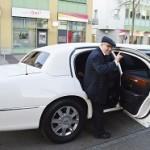 Fahrt Pensionierung ZH