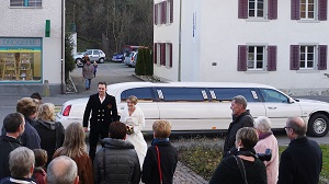 Hochzeit von Manuela Christian