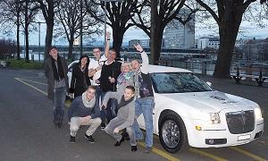 Weihnachtsfeier Basel Chrysler