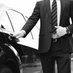 Professioneller Fahrer mieten