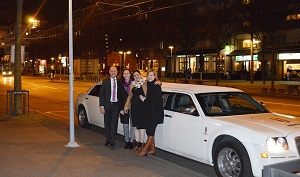 Polterabend Basel Lincoln