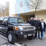 Bern mit Hummer zum Ausflug