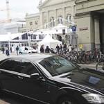 Chauffiert werden in Bern
