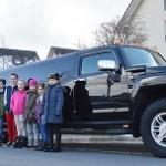 Geburtstagsfahrt Hummer ZG-ZH