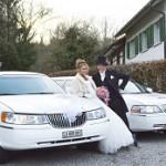Daniels Hochzeits Limousinen