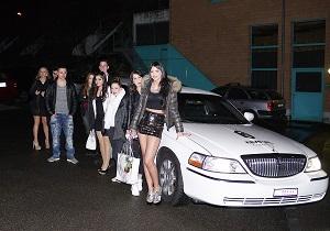 Lauras Bday Limousine