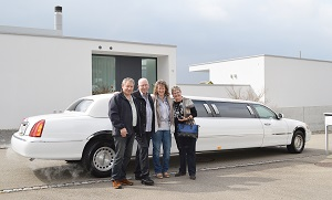 Limousine mieten Villmergen