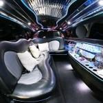 Limousine von Innen