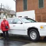 Limousine zum Muttertag