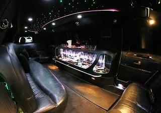 Limousine Von Innen Ausstattung Stretch Limo Innen