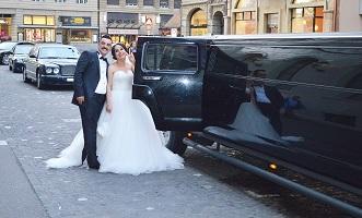 Hochzeitsfahrt Berivan AG BL Mieten