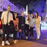 Evas Hummer Limo Tour
