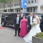 ^Hochzeits Limo Erlebnisse