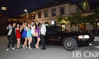 Limousine Chur mieten
