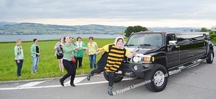 Petra die Polter Biene