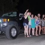 Rahels Hummer Limo Trip