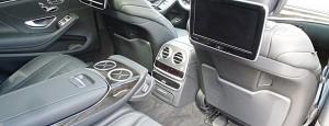 Der neuste Mercedes S350L