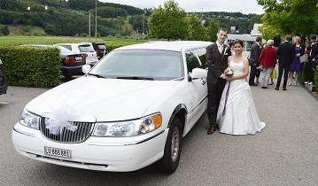 Brautpaar Transfer Basel