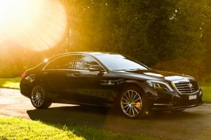 Chauffeur Limousine Mercedes