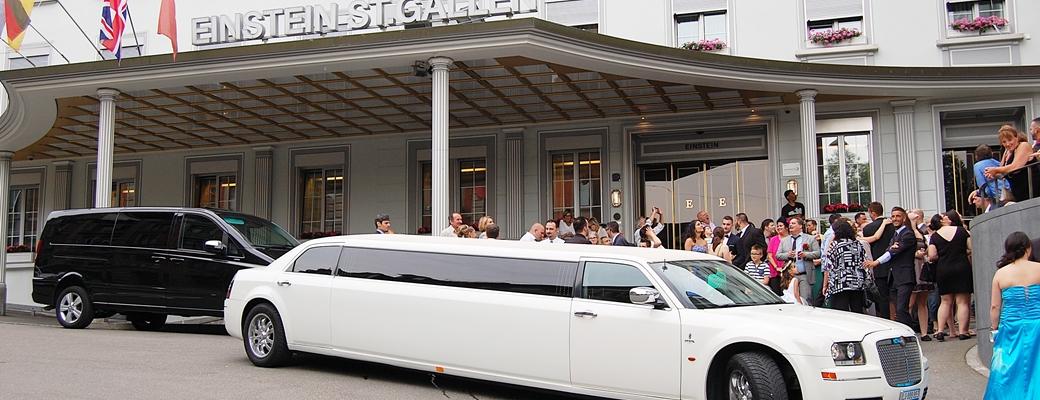 Limousine St Gallen Titel 01