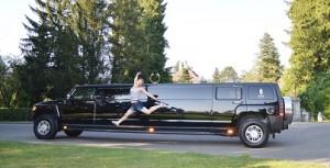Vanjas Hummer Limousine