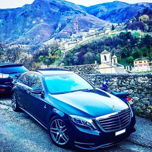 Business Limousine Tessin