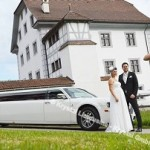 Hochzeitslimo Claudio Erika