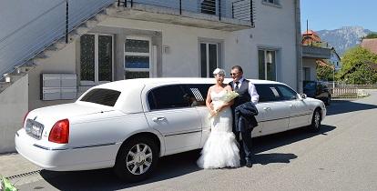 Jenette und Mirko heiraten