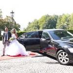 Mercedes für Hochzeit mieten