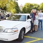 Klassische Limousine