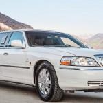 Amerikanisches Hochzeit Auto