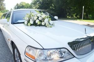 Hochzeit Auto Deko Dekoration Hochzeitsauto Schmucken