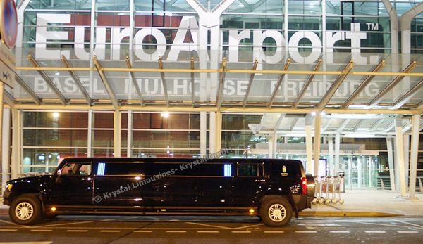 Limousine Flughafen Basel