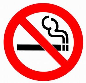 Rauchverbot Limousine