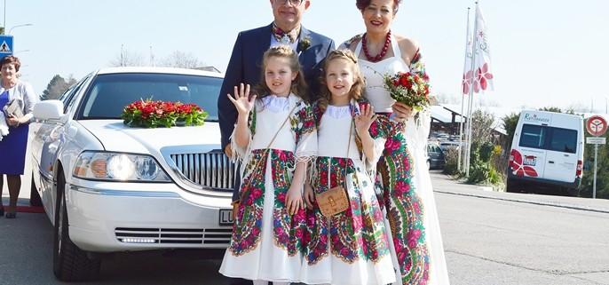 Hochzeit Edyta und Jean-Claude