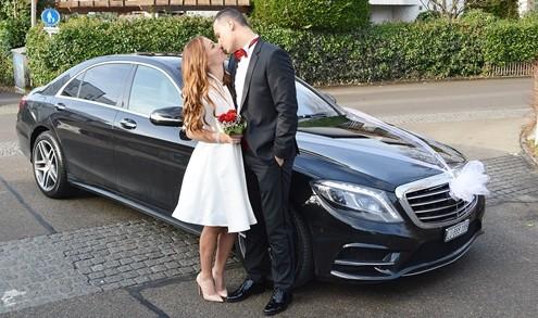 Hochzeitsauto mieten Basel