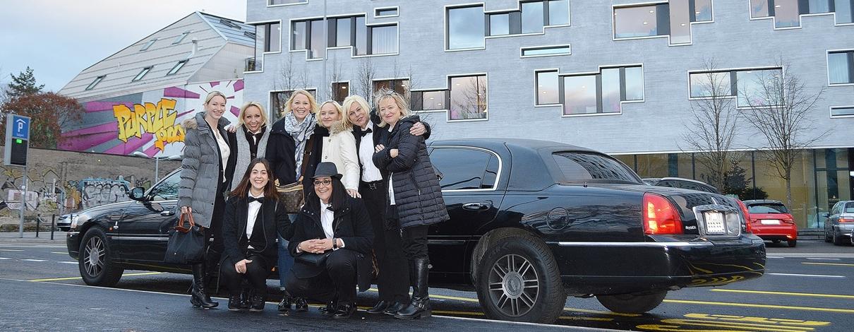 Limousine Basel Mieten SLider1