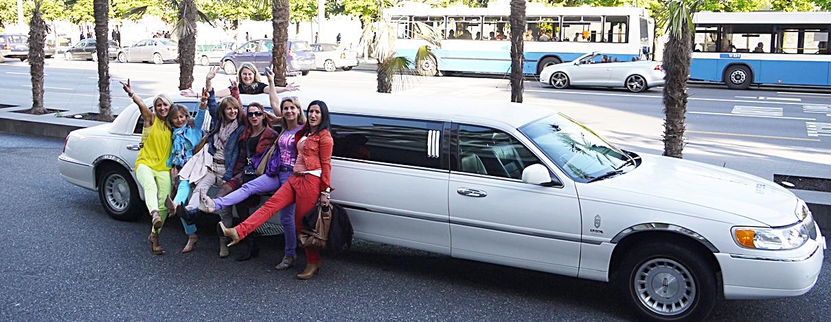 Limousine Luzern mieten Slider 03