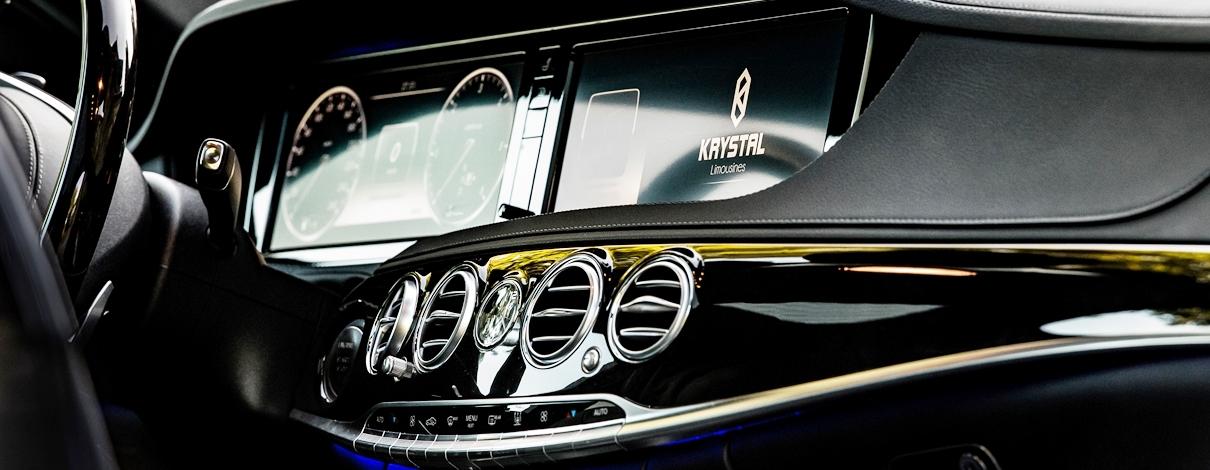 Mercedes S350L Limousine Slider 03