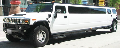 Stretch Hummer Limo SUV