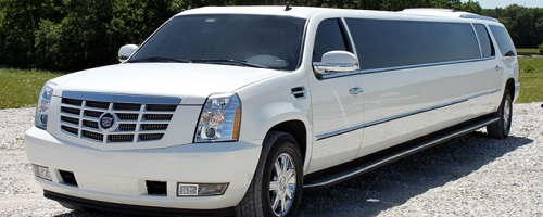 SUV Limousine Stretch Escalade