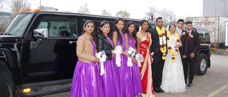 Die Wahl des Hochzeitsautos