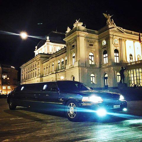 Limousine Zürich Bellevue ZH